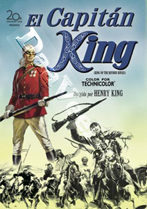 El capit�n King ( King of the Khyber Rifles ) (DVD)